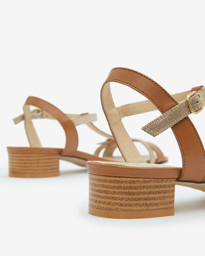 SANDALE MAELLY, CAMEL OR