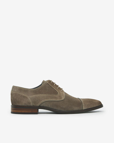 DERBY DENIZO/VEL, TAUPE