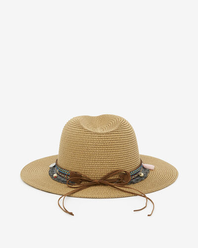 CHAPEAU PALMA, NATUREL