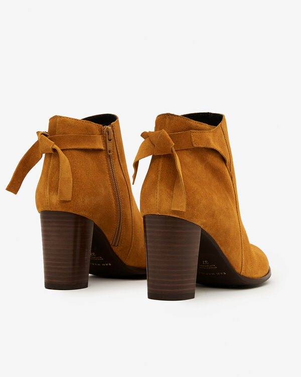 BOOTS AULIQUE, CURRY