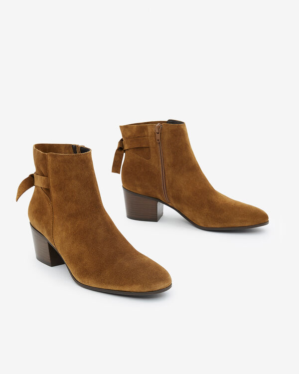 BOOTS ADELITA/VEL, CANNELLE
