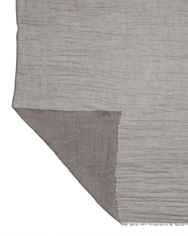 FOULARD PRISCA, TAUPE