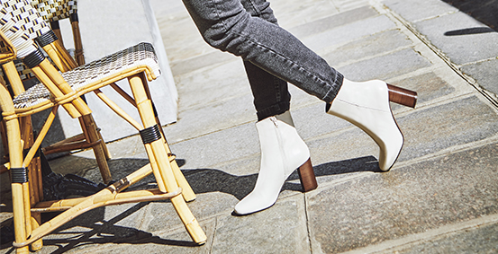 Nettoyer vos chaussures blanches