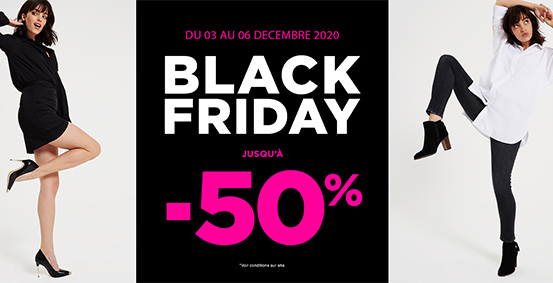 Le black friday chaussures 2020